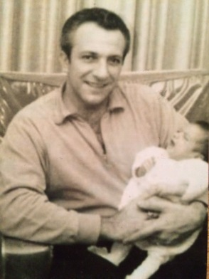 Dad and Claudia 1968